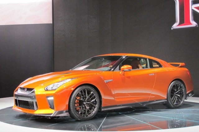 2017 Nissan GT-R, 2016 New York International Auto Show