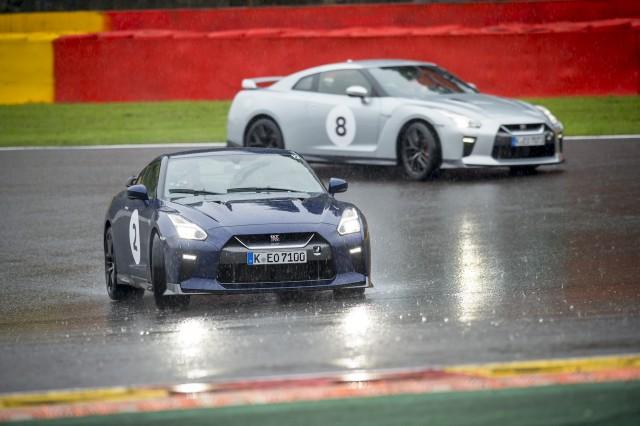 2017 Nissan GT-R, Spa-Francorchamps 2016