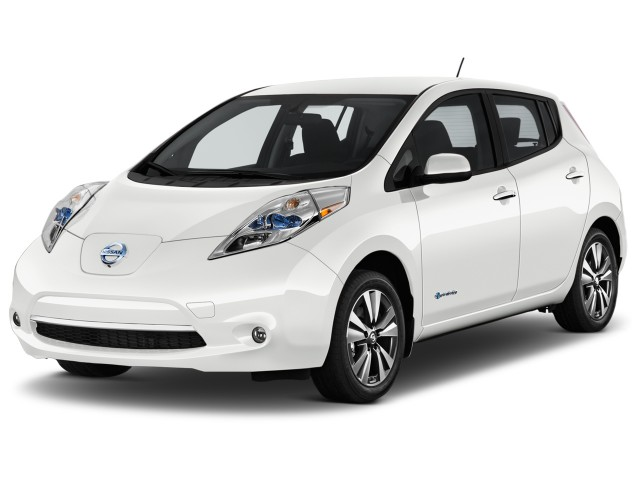 new and used nissan leaf prices photos reviews specs the car connection. Black Bedroom Furniture Sets. Home Design Ideas