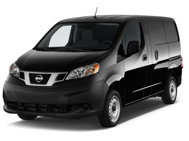 2017 Nissan Nv200 Compact Cargo S 2 0l Cvt Angular Front Exterior View Reviews Specs Photos Inventory