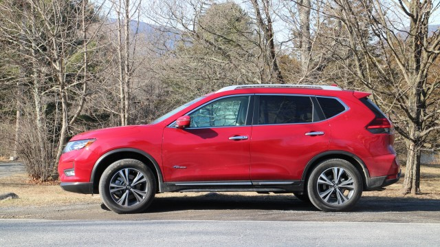 2017 Nissan Rogue Hybrid Catskill Mountains Ny Jan