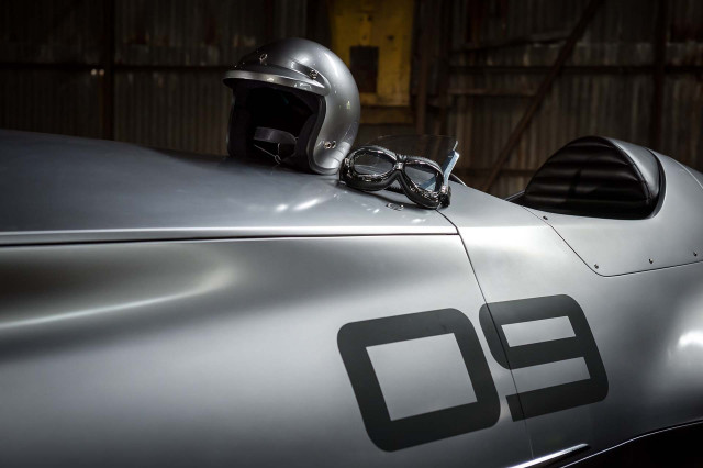 Infiniti S Going Back To The Future Kind Of At Pebble Beach