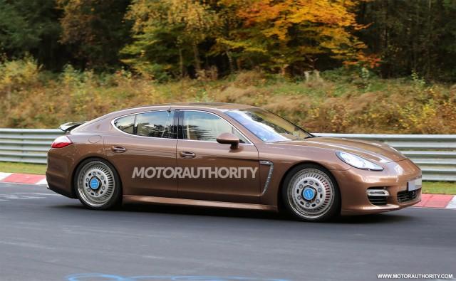 Porsche Pajun Sub Panamera Sedan Delayed Until At Least Report