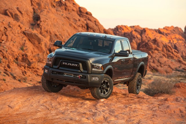 Ram Heavy Duty pickup trucks recalled for potential steering linkage separation