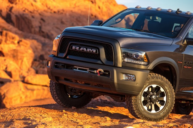 Fiat Chrysler will move Ram production to MI  from Mexico