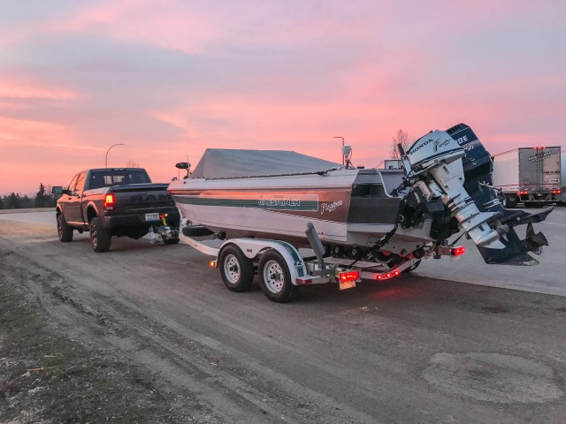 Towing a boat with the 2017 Ram Power Wagon: 6 things you need to know