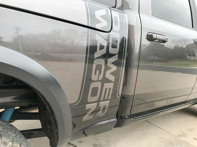 2017 Ram 2550 Power Wagon