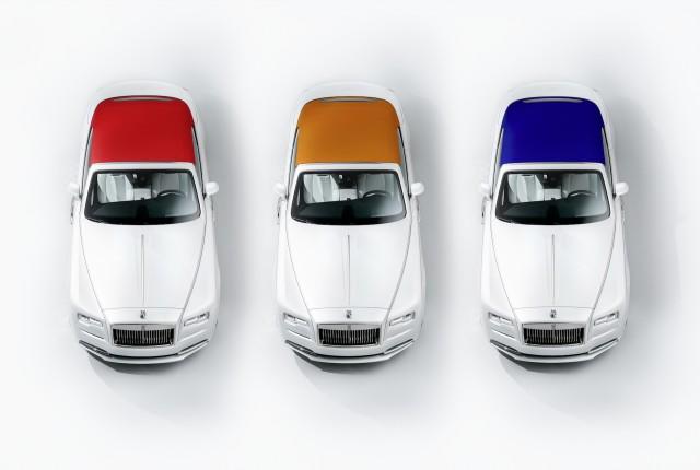 Rolls-Royce Dawn-Inspired by Fasion