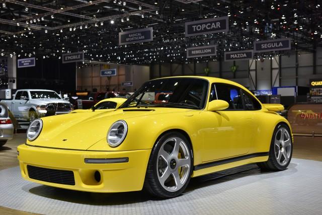 2017 Ruf CTR, 2017 Geneva auto show