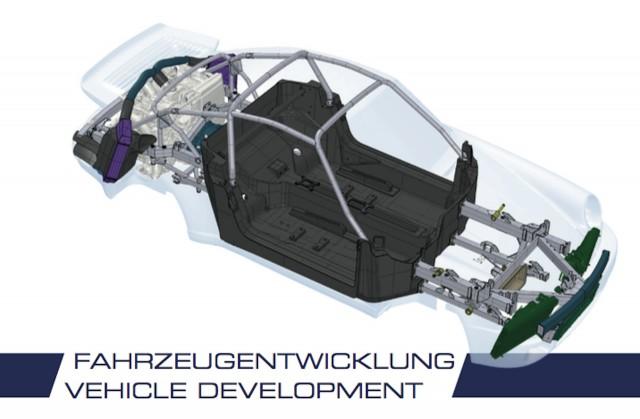 2017 Ruf CTR development via Vela Performance