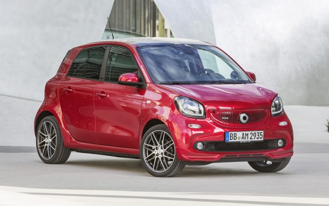 smart fortwo gets more power thanks to brabus. Black Bedroom Furniture Sets. Home Design Ideas