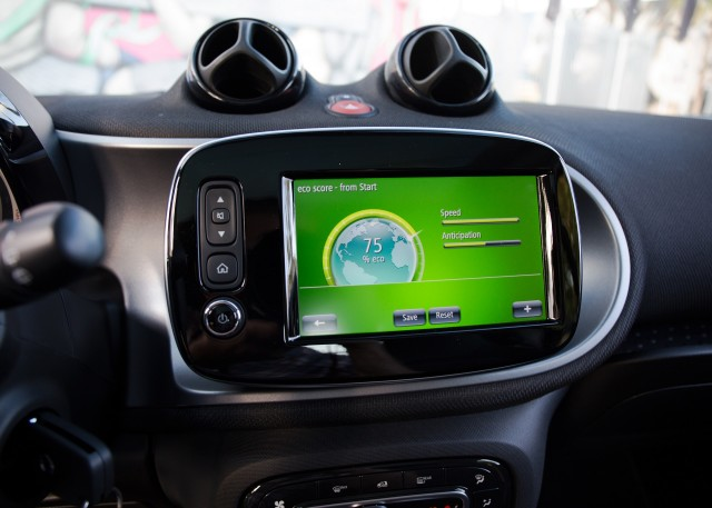 2017 Smart Fortwo Electric Drive First Drive Of Electric Two Seat Car