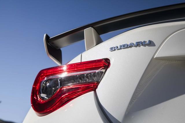 2017 Subaru BRZ