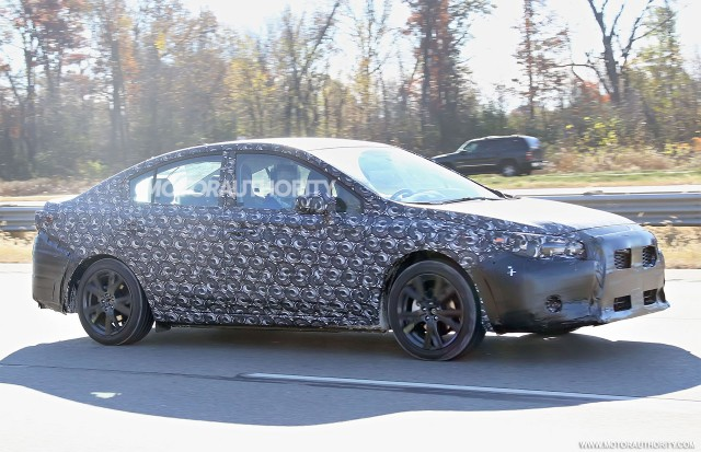 New Sedan Concept To Preview Subaru Impreza