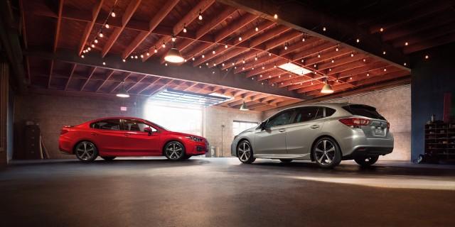 2017 Mazda MAZDA3 vs 2017 Subaru Impreza - The Car Connection