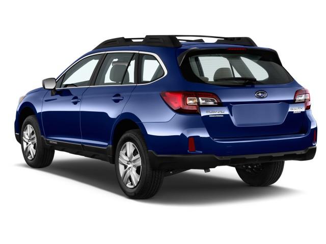 2017 Subaru Outback Review Ratings