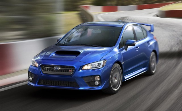 Subaru Wrx Sti Impreza 2017 >> 2017 Subaru Wrx And Wrx Sti Preview