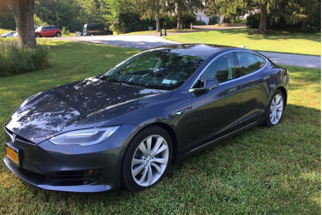 2017 Tesla Model S 100d Photo David Noland Owner