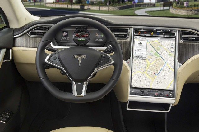 Tesla Model S And X Reportedly To Get Minimalist Model 3 Interior