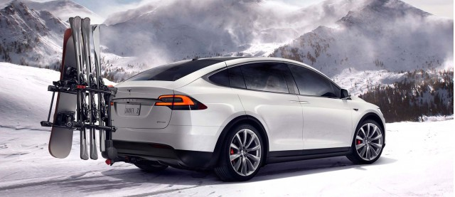 Tesla Model X Electric Car Pricing Feature Changes