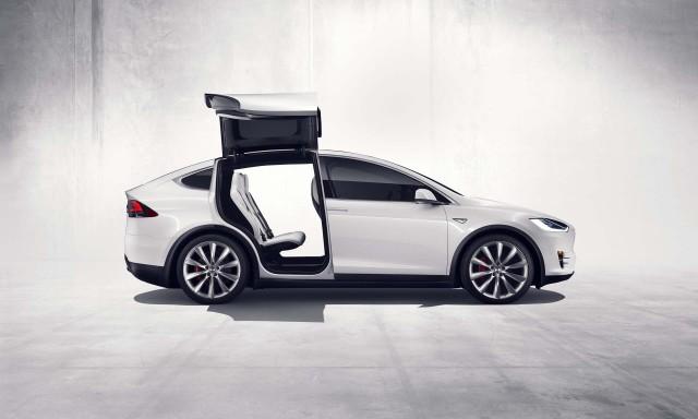 Allwheel Drive Now Standard On All Tesla Model S Model X Cars - All tesla cars