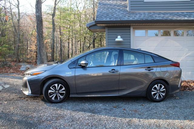 2017 Toyota Prius Prime Catskill Mountains Ny Nov 2016
