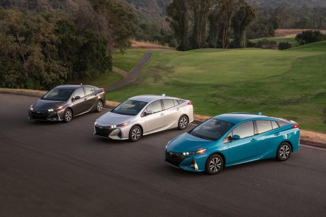 Toyota Electric Car In Diesel Updates Fast Plug In Sales