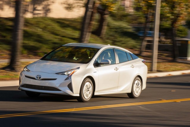 Eco Cheap: New 2017 Toyota Prius One Trims Hybrid Price