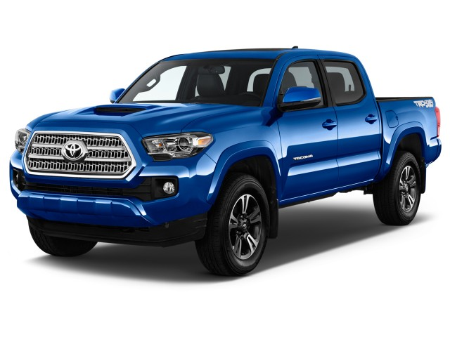 2017 Toyota Tacoma Trd Sport Double Cab 5 Bed V6 4x4 At Natl Reviews Specs Photos Inventory