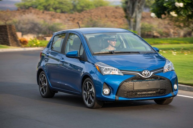 Toyota Yaris hatchback, Sienna minivan recalled over airbags that may not deploy