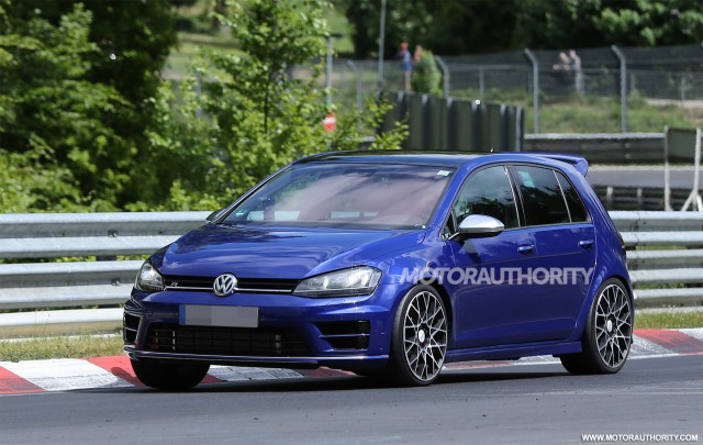 Vw Drops Golf R 400 In Favor Of 306 Horsepower Gti Clubsport S