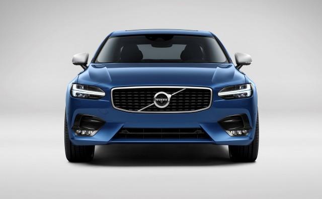 2017 Volvo S90 R-Design