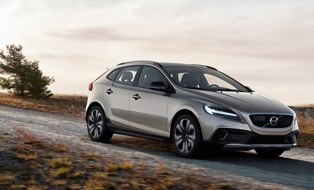 Volvo V40 Updated Next Gen Model Bound For Us