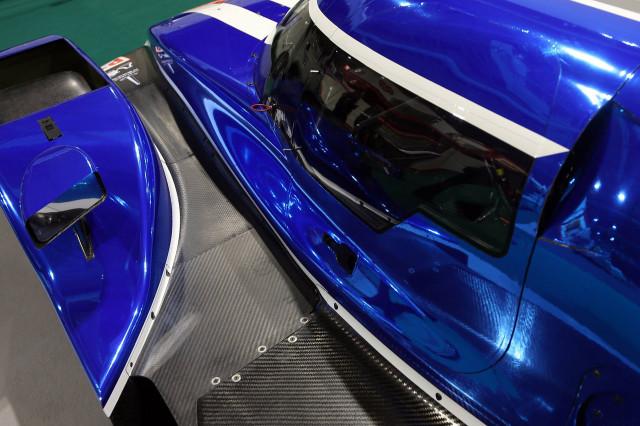 2018/2019 Ginetta G60-LT-P1 LMP1 race car
