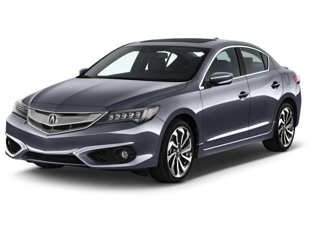 2018 Acura ILX Sedan w/Technology Plus/A-SPEC Pkg Angular Front Exterior View
