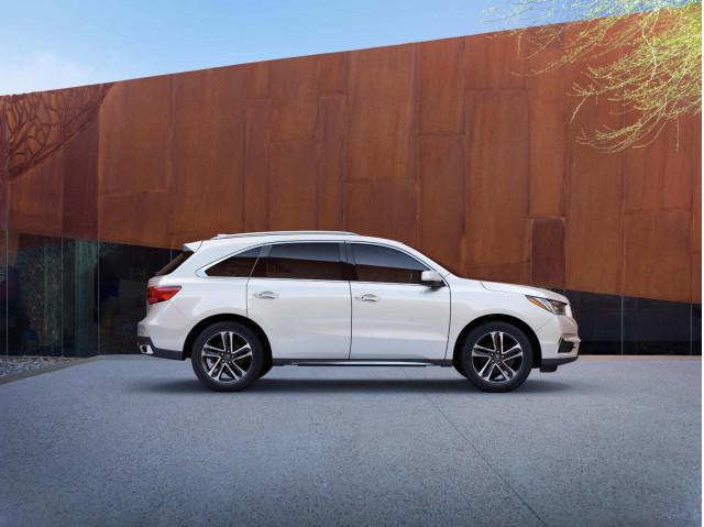 Buick Enclave Vs Acura MDX Compare Cars - Acura mdx competitors