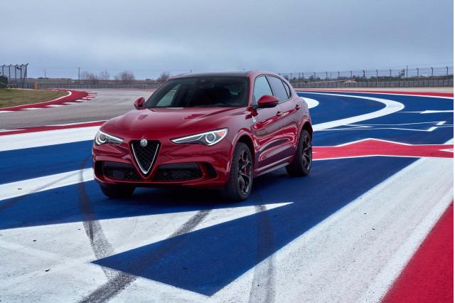 2018 Alfa Romeo Stelvio Quadrifoglio First Drive