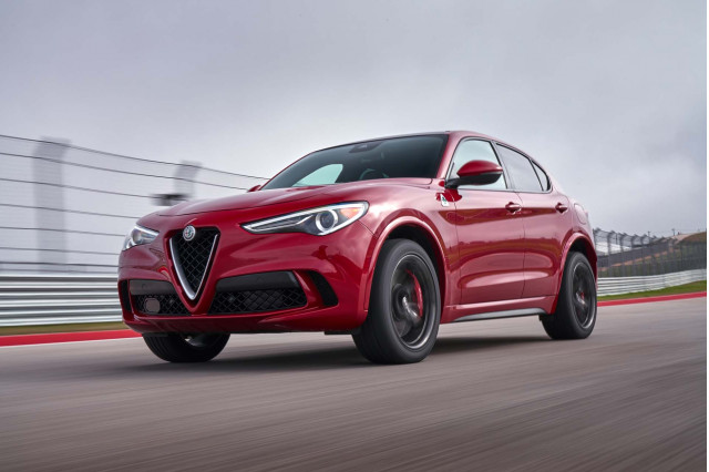 2018 Mazda Cx 5 Vs 2018 Alfa Romeo Stelvio Compare Cars