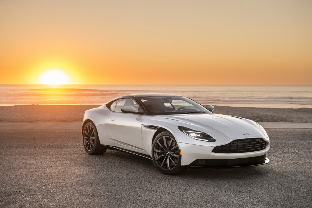 2018 Aston Martin Db11 V8 First Drive Review With A Little Help From Friends