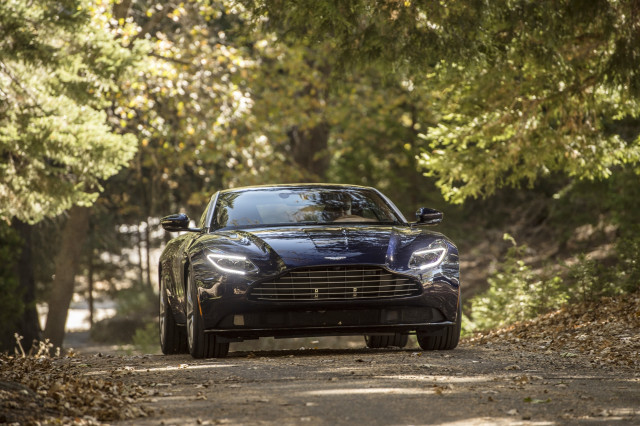 Record sales for Aston Martin
