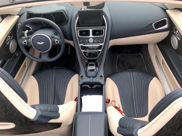 2018 Aston Martin Db11 Volante Video Road Test