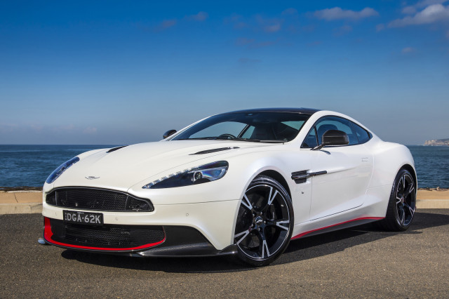 New And Used Aston Martin Vanquish Prices Photos Reviews Specs
