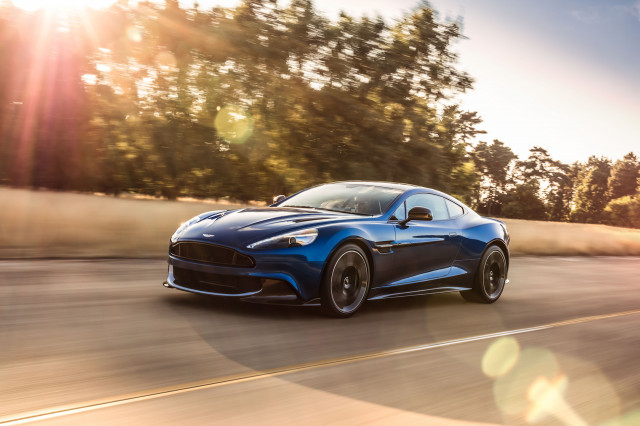Charmant Locate Aston Martin Vanquish Listings Near You