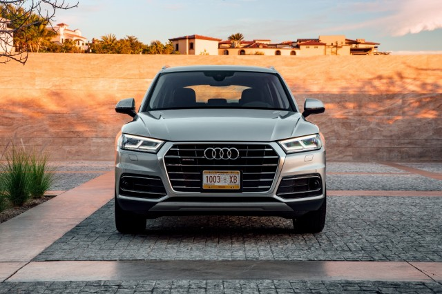 2018 Audi Q5 First Drive Review Everything You Expect In
