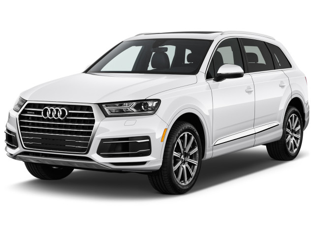 2018 Audi Q7 Pictures Photos Gallery The Car Connection