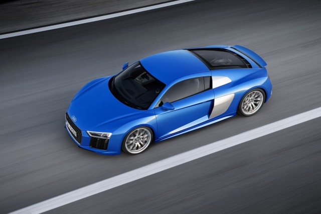 2018 Audi R8