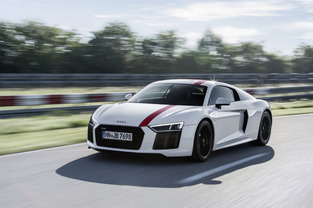 Locate Audi R8 Listings Near You