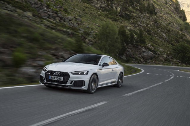 2018 Audi RS5 first drive