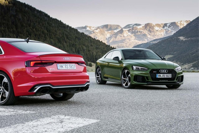 Audi Hints It May Offer Rearwheel Drive On RS Models - All audi a models