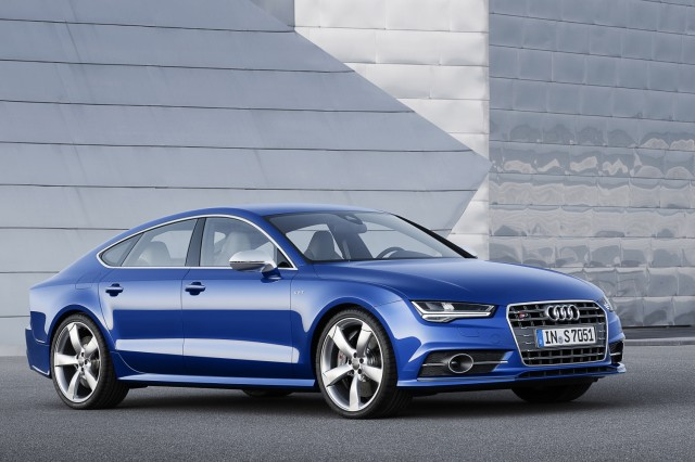 Audi Build Your Own >> 2018 Audi S7 Review, Ratings, Specs, Prices, and Photos - The Car Connection